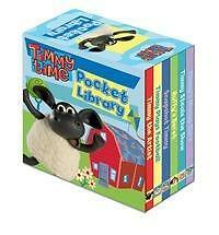 Timmy Time Pocket Library by Egmont UK Ltd (Board book, 2009)