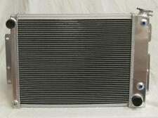 1968 1969 Chevy Camaro Aluminum Radiator 3 Row Core Chevrolet 68 69 Racing