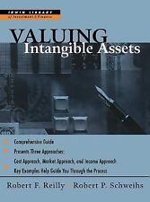 Valuing Intangible Assets, Schweihs, Robert P., Reilly, Robert F., Good Book