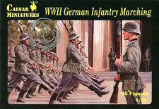 Caesar Miniatures 1/72 081 WWII German Infantry Marching (36 Figures)