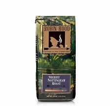 Robin Hood Sheriff of Nottingham Dark Roast Coffee 1lb bag (ground)