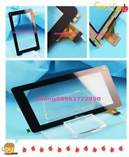 """7"""" Inch KURIO FPC-FC70S596-02 Capacitive Touch Screen Panel Digitizer Black zh88"""