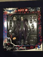 DC Medicom IMPORT Batman Dark Knight PX Exclusive Miracle JOKER figure MAFEX NIB