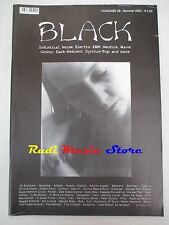 BLACK MAGAZINE 28/2002 In Strict Confidence Pain Péeter Murphy Klangstabil No*cd