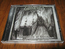 "GODDEFIED ""Inhumation of Shreds"" CD    dismember nirvana 2002 entombed"