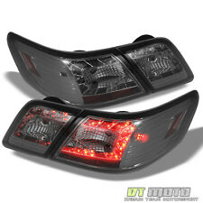 Smoked 2007-2009 Toyota Camry Lumileds LED Tail Lights Brake Lamps Left+Right