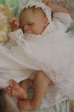 """Reborn BEBÉ Daisy puede recién nacido 6lb 20"""" Pintado josynn fotos añadido Webb esculpir"""