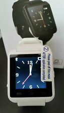 Smart Watch,Montre Connectée Bluetooth,Iphone Samsung S5 S4 Note Répondre Appel