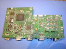 Proyector DLP BENQ MP515 Placa Base Probado Funciona parte no MP515 104-0FFF