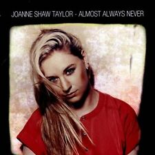 Almost Always Never * by Joanne Shaw Taylor (CD, Sep-2012, Ruf Records...