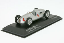 1:43 Minichamps Auto Union Typ D Nuvolar BritishGP 1938 1:43 Racing MC 400380004