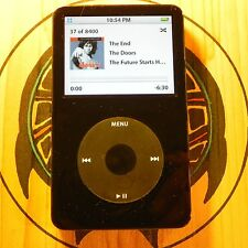 Apple iPod classic REFURBISHED 5.5 Gen Black (80GB) ENHANCED-THICK
