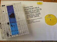 410 933-1 Ives Symphony No. 4 etc. / Ozawa / Tilson Thomas