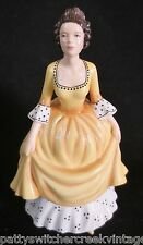ROYAL DOULTON England Bone China Victorian Lady Figurine-Pretty Ladies-CORALIE