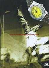 Adidas Sport Watch 1997 Magazine Advert #4986