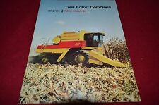 New Holland TR86 TR96 Combine Dealer's Brochure LCPA3