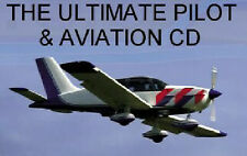 The Ultimate Pilot & Aviation CD - over 4300 pages