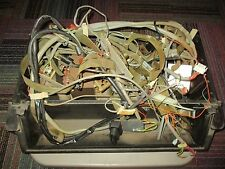 NSM CD FIRE WALL JUKEBOX COMPL. BASE POWER SUPPLY ASSY, TRANS, WIRING & MORE,GUC