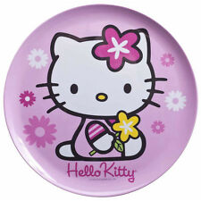 Hello Kitty adult size melamine 3-pc. plate set