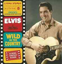Elvis Presley Wild In The Country CD : FTD Special Edition / Classic Movie Sound