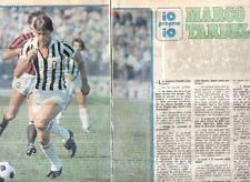 MA127-Clipping-Ritaglio 1978 Marco Tardelli io proprio io