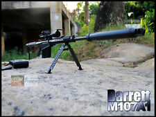 M107A1 1:6 Figur US Special Operation M107-A1 Sniper Rifle Gun Modell G_8028B