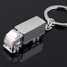New KeyRing Keyfob Keychain Gift Truck Lorry Wagon Driver Cab Car Keyrings XT