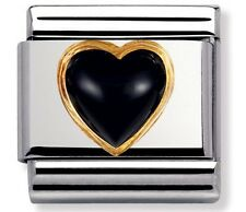 nomination charm Black Agate RRP £27