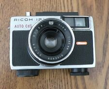Ricoh used Camera 126-C Auto CDS 1:28 F=43mm 35MM With Leather Case
