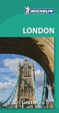 Michelin Green Guide London (Green GuideMichelin)-ExLibrary