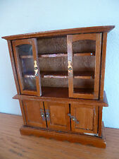 "Doll House  Hutch     H  5 7/8""   W  5 1/8""    Depth 1 5/8"""