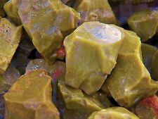 1000 Carat Lots of Green Opal Rough - Plus a FREE Faceted Gemstone