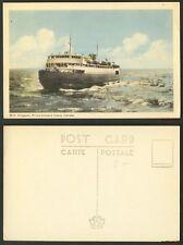 M.V. Abegwert, Prince Edward Island, Canada