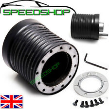 CITROEN SAXO AX ZX PEUGEOT 106 306 STEERING WHEEL HUB BOSS KIT fits Momo OMP