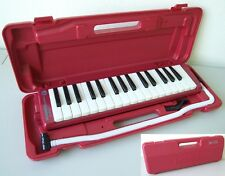HOHNER MELODICA STUDENT 32 RED Keyboard harmonica w/Plastic hardcase
