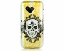 Talon Phone Shell for HTC Google G1  (Gothic Skull) - SHIPS FROM U.S.