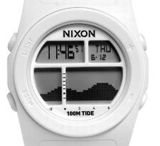 PRE-OWNED $95 Nixon Men's Rhythm Digital Sport Japanese Quartz Watch A385126