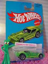 Target Exclusive '77 PLYMOUTH ARROW☆Green☆2016 Hot Wheels Heritage Classic☆Retro