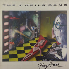 """12"""" LP - J. Geils Band, The - Freeze-Frame - k2668 - washed & cleaned"""