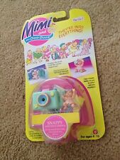 Mimi And The Goo Goo's Snappy And His Camera By Blue Bird 1994 New And Boxed