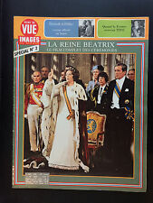 point de vue N°1658 la reine beatrix    1980