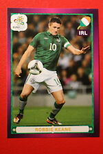 Panini EURO 2012 N. 367 IRELAND KEANE  NEW With BLACK BACK TOPMINT!!