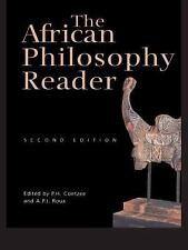 The African Philosophy Reader (2003, Paperback, Revised)