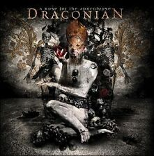 A Rose for the Apocalypse [Digipak] by Draconian (CD, Jun-2011, Napalm Records)
