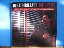 DUKE ROBILLARD/ PLEASURE KINGS/Dr JOHN/Ron Levy YOU GOT ME-FREE UK POST !