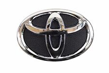 New 2007-2009 Toyota Camry Hood Grill Black Chrome Grille Emblem 75311-06060