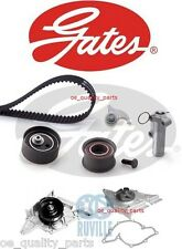 Full Gates Timing Belt Kit Damper Water Pump Audi A4 A6 VW Passat 2.4 2.8 V6 OEM
