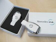 ORIGINAL MERCEDES BENZ USB-Stick Mercedes Me 8GB Speicher weiß Chrom USB 2.0