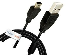 Sony HDR-SR12 SR5 SR7 cámara USB Data Sync Cable/Plomo Para Pc Y Mac