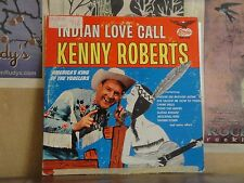 KENNY ROBERTS, INDIAN LOVE CALL - STARDAY LP SLP 336